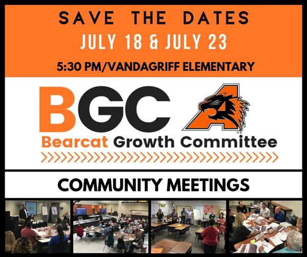 BGC community meetings
