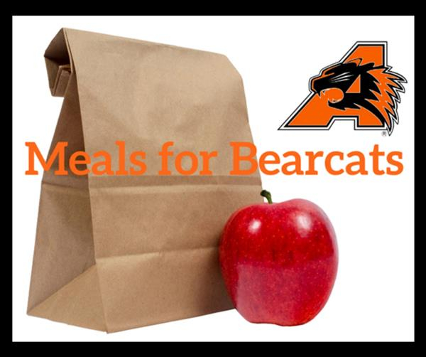 Meals for Bearcats