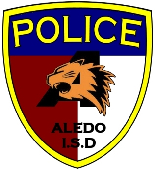 Aledo ISD Police Patch