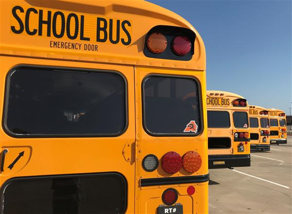 Aledo ISD Bus Transportation Update: August 21