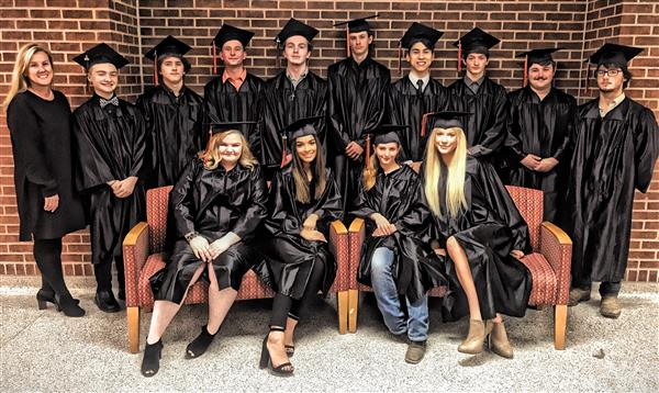 Congrats! Aledo Learning Center Holds Fall Graduation