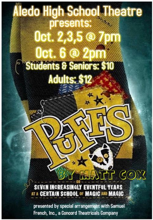 AHS Theatre Fall Production